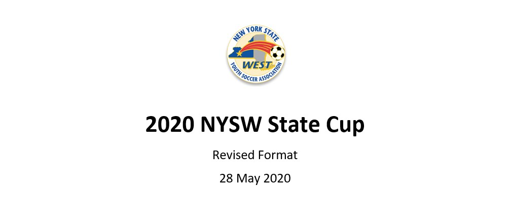 State Cup - Revised Format